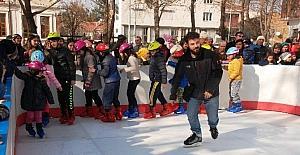 Bayramiç Belediyesi çocuk etkinlikleri