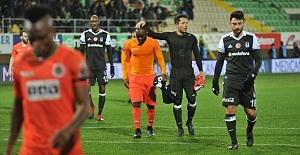 Beşiktaş lig liderliğine yükseldi