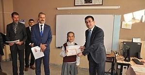 Besni'de 18 bin 198 öğrenci karne aldı