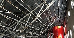 Beyşehir'de yaşanan 49 çatı çökmesi AFAD'a bildirildi