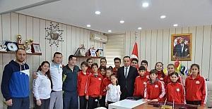 Bilecik Temsilcisi Masa Tenisi Ve Judo Takımları ANALİG'e uğurlandı