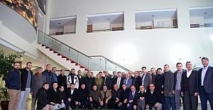 Bitlis Medeniyet Platformunda görev değişikliği