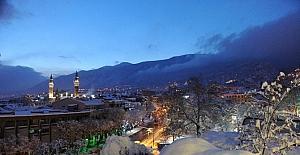 Bursa'da kar yağışı bekleniyor