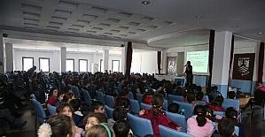Çevre bilinci seminerleri devam ediyor