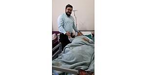 Ceylanpınar Devlet Hastanesinde bir çok yeni ameliyat gerçekleştirildi