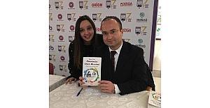 Çorlulu Yazar Ramis Çınar'ın imza gününde dört mevsim buluşması