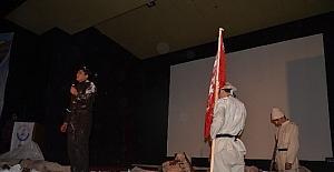 Cumhuriyet Anadolu Lisesi'nden Sarıkamış Programı