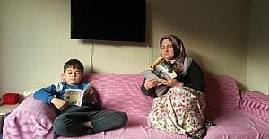 Dadaş Ortaokulundan ödüllü kitap okuma yarışması