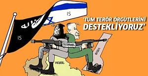 DAEŞ'in tasmasının ipi İsrail'in elinde çıktı