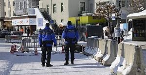 Davos'u terör korkusu sardı