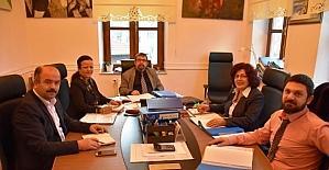 Denetim Komisyonu incelemelere başladı