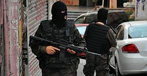 Derik'te terör operasyonu: 4 gözaltı