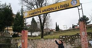Devrek Hamidiye Anadolu Lisesi okul aile birliğinden okul değişimine tepki