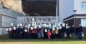 Düzce Üniversitesi Kocaelili öğrencileri ağırladı