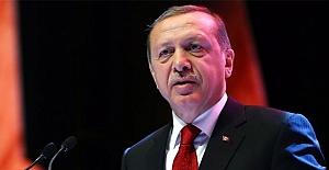 Erdoğan: Bizler bu yola her şeyimizi koyduk
