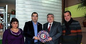 ESAB'tan Eskişehirli gurbetçiye vefa ödülü