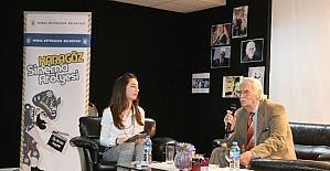 Eşref Kolçak ile sinema sohbeti