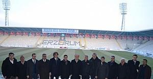 EYOF 2017 açılış törenleri Kazım Karabekir stadında