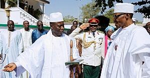 Gambiya'da iktidar savaşı