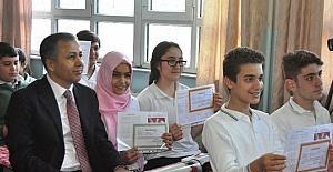 Gaziantep'te 572 bin öğrenci karne aldı