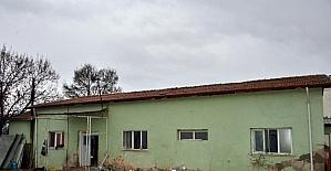 Gediz'de Belediye Mezbahası yenileniyor