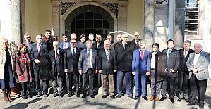 Giresun Üniversitesi Kent İşbirliği Platformu ilk toplantısını gerçekleştirdi
