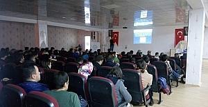 Gölbaşı ilçesinde öğretmenlere iş güvenliği semineri verildi