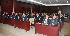 GTO'da Mesleki Yeterlilik Belgesi Bilgilendirme toplantısı yapıldı