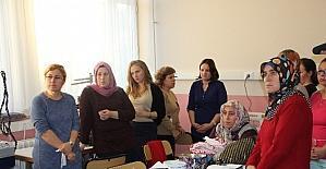 Halk Eğitimi Merkezi kurslarına yoğun ilgi