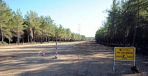Hamza Taş Bulvarı'na 35 bin ton asfalt