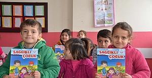 Hasköy'de minik öğrencilere diş taraması