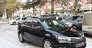 Hayırsever vatandaştan Kulu Milli Eğitim Müdürlüğüne otomobil hibesi