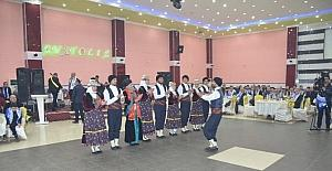 Iğdır Aras Spor'un birlik ve beraberlik gecesi