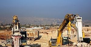 İskenderun'da TOKİ 1. etap çalışmaları başladı