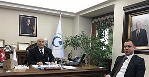 İşkur Müdürü Yücekaya Adıyaman Üniversitesini gezdi