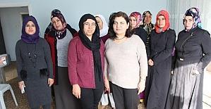 Kadın STK'lardan TBMM Başkanvekili Aydın'a destek
