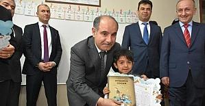Karabük'te 37 bin 499 öğrenci yarı yıl karnelerini aldı