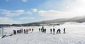 Kayak merkezine ücretsiz ulaşım imkanı
