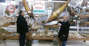 """Kaymakam Okur: """"Türkiye Deniz Canlıları Müzesi'ni Dünya bilmeli"""""""