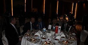 Kayseri protokolü 'Dostluk, birlik ve beraberlik' gecesinde buluştu