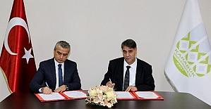 KBÜ ile İŞKUR arasında çifte protokol