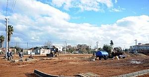 Kepez'de 2017'nin ilk parkı Habibler Mahallesi'ne