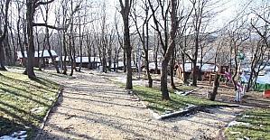 Kerpe mesire alanı yaza hazırlanıyor