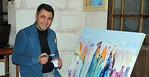 Kosova Savaşından sonra hayata sanatla tutundu