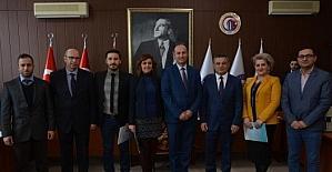 Kosovalı akademisyenlere sertifika programı düzenlendi