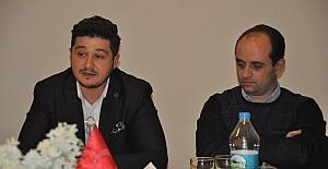 MAGİAD, MTSO Genç Girişimciler Kurulu'nu ağırladı
