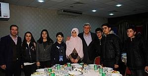 Mardinli öğrenciler Kocaeli'ni gezdi