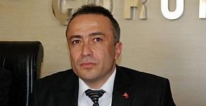 MHP Çorum İl Başkanı Mehmet Akif Aras açıklaması