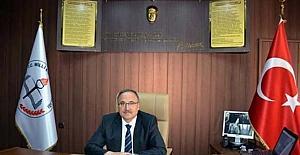 Milli Eğitim Müdürü Alagöz'ün yarıyıl tatili mesajı