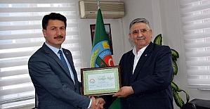 Müdür Muhammed Ender Gümüş: Ziraat Odası, bizim en büyük destekçimiz